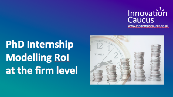 PhD Internship – Modelling RoI at the firm level image