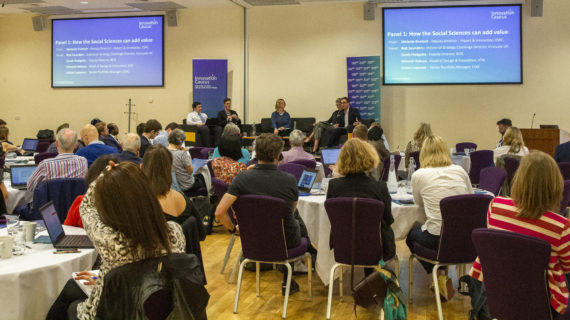 Highlights from #CatchingTheWave Social Science & Industrial Strategy Event, 20 May 2019 image