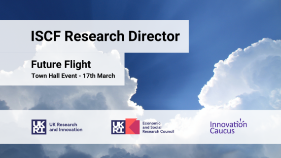 Future Flight Research Director  – Town Hall Event image