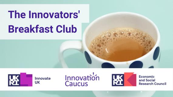 The Innovators' Breakfast Club – Series 3 image